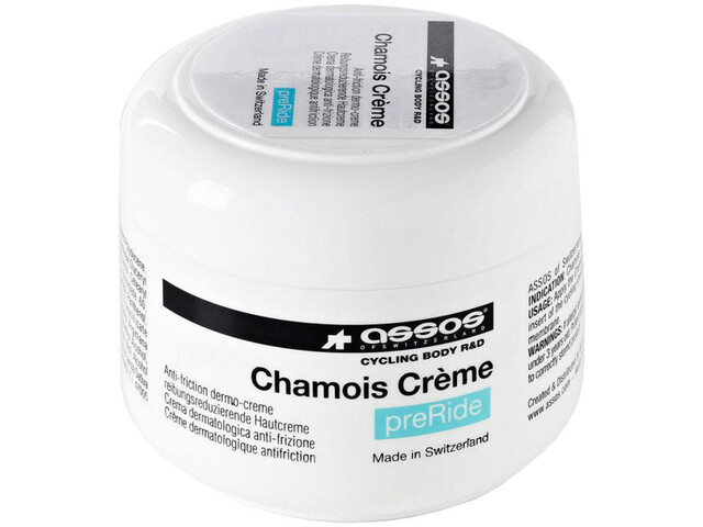 ASSOS Chamois Crema 140ml Hombre